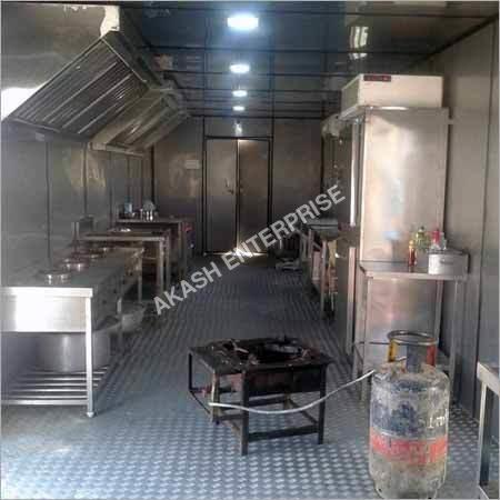 Kitchen Bunkhouse