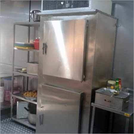 Prefab Kitchen Bunkhouse