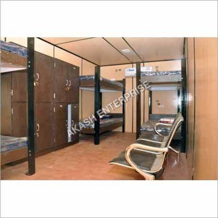 Prefab Accommodation Cabin