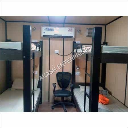 4 Men Accommodation Cabin