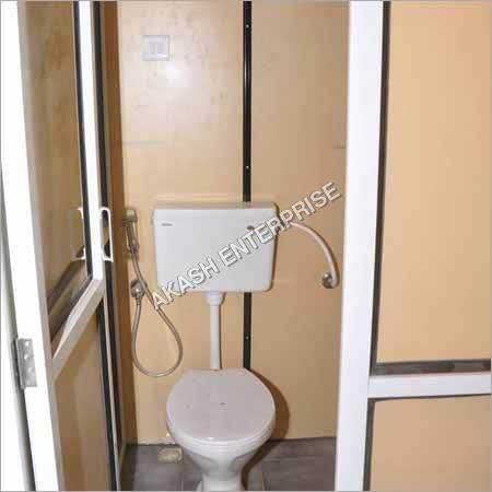 Prefabricated Sanitation System