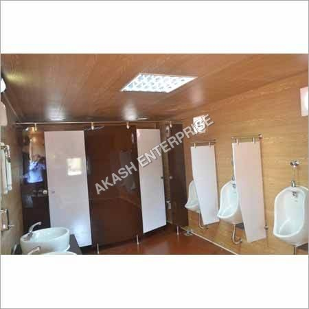 Modular Sanitation System