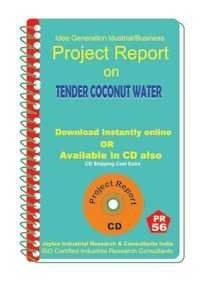 Project Report on Tender Coconut Water