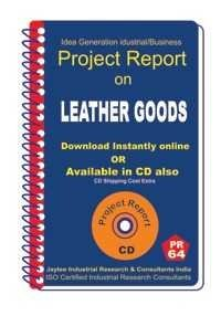 Project Report on Leather Goods