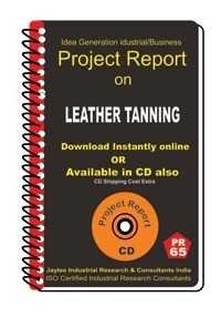 Project Report On Leather Tanning