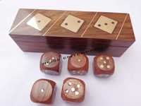 Wooden Stylish Dice