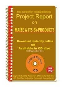 Project Report of Maize & Its By Products