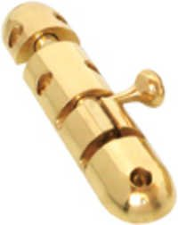 Brass Capsule Tower Bolts