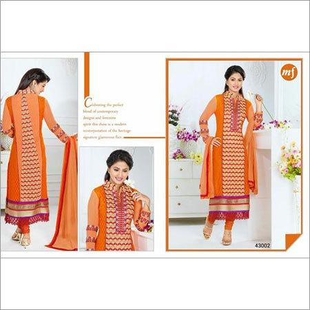Fashionable Embriodered Salwar Kameez