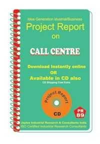 Project Report on Call Centre