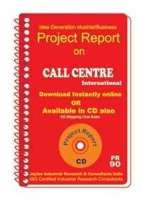 Project Report on International Call Centre