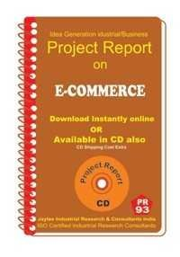 Project Report on e-Commerce