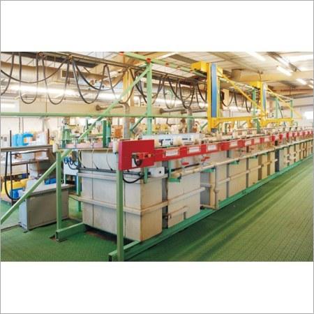 Cathodic Electro Deposition Plant