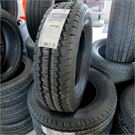 Rubber Truck Tyres
