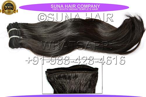 natural virgin silky straight remy human hair