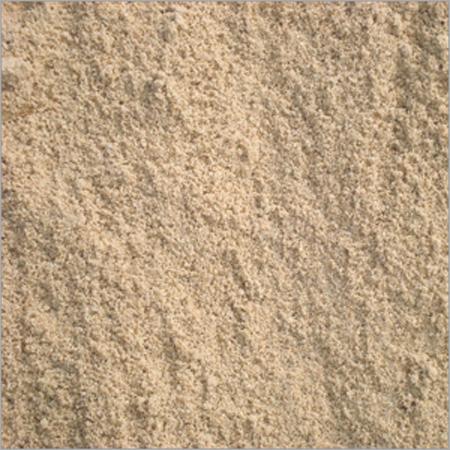 New Silica Sand