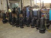 Centrifugal Sewage Pumps