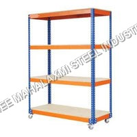 Movable Shelving Rack