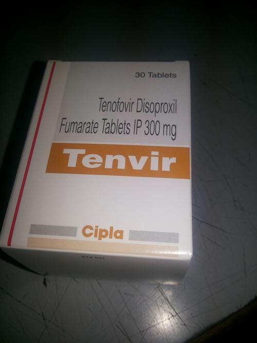 Tenofovir Disoproxil Fumarate Tablets(Tenvir)