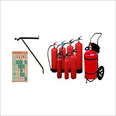 Multipurpose Fire Extinguisher