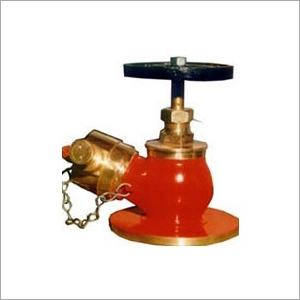 Single Fire Hydrant