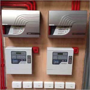 Aspirating Smoke Detection System