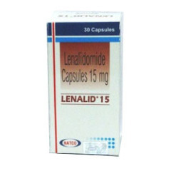 Lenalid 15 mg ( Lenalidomide ) Capsules
