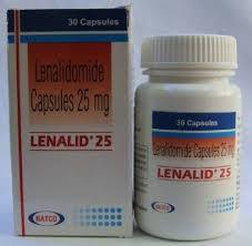 Lenalid 25 mg ( Lenalidomide ) Capsules