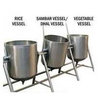 Cooking Vessels Gas