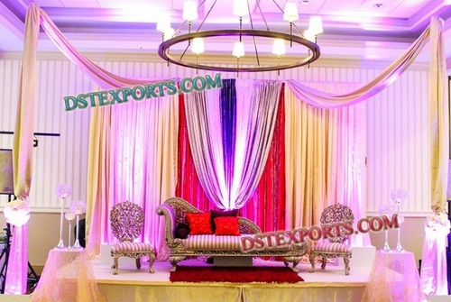 PAKISTANI WEDDING ANTIQUE FURNITURE