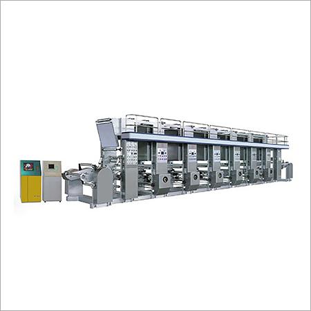 Computer Rorogravure Machine