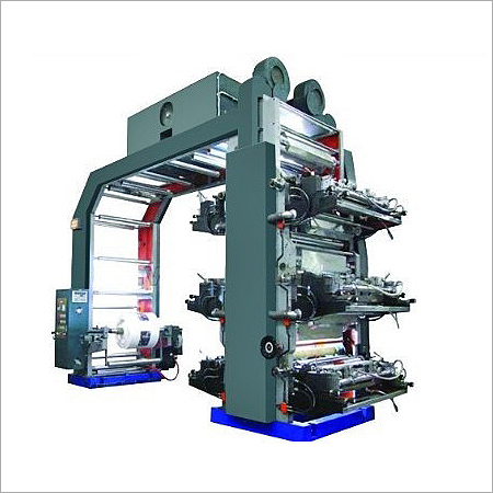 Automatic Flexographic Printing Machine