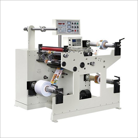 Automatic Label Slitting
