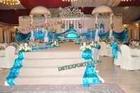 BEST ASIAN WEDDING STAGE