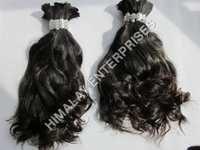 Virgin Natural Bulk hair