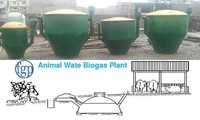 Animal Waste Biogas plant