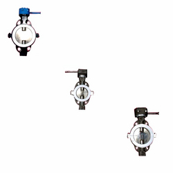 C Disc Butterfly Valve