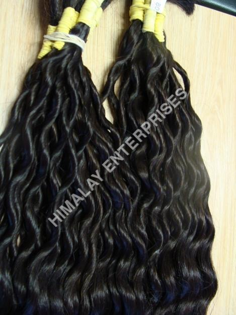 A grade Virgin Bulk Curly Hair