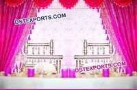 Indian Wedding Mandap Decors