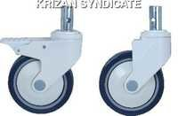 HOD Caster Wheel  Series  VI-TPR (Medical)