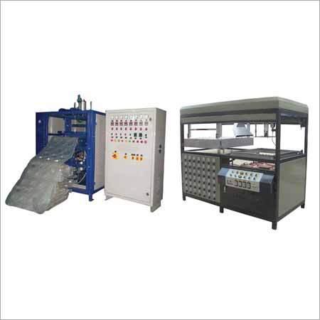 Vacuum Forming Dona Plate Machine