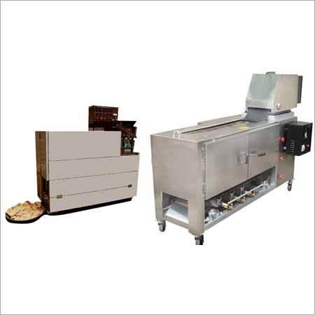 Chapatti (Roti) Making Machine
