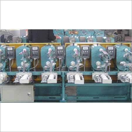 Thread (Dhaaga Reel) Winding Machine