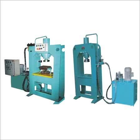 Cement Tiles (Inter Locking) Machine