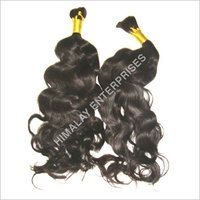 Virgin Bulk Wavy Hair