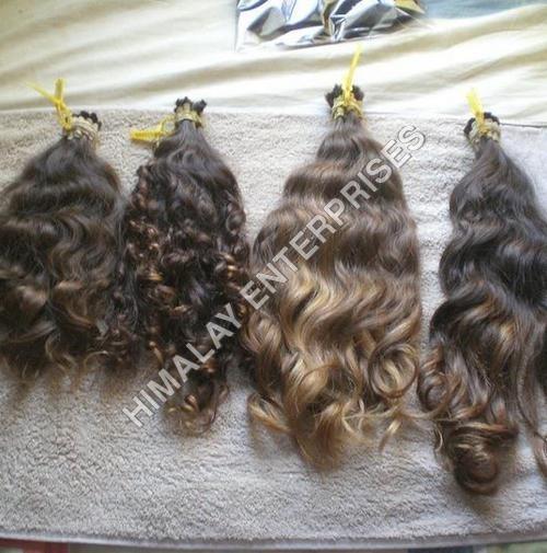 Virgin peruvian wavy hair