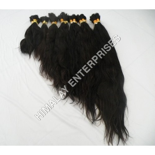 100% Bulk Temple Hair