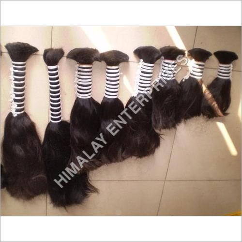 Virgin Bulk Temple Hair