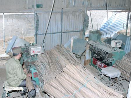 High Quality Agarbatti Bamboo Stick
