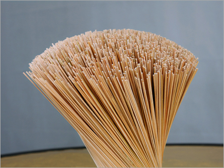 Natural Round Bamboo Sticks